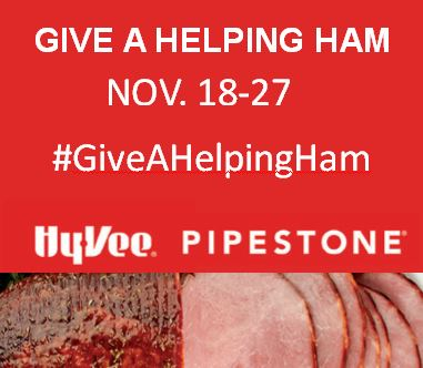Give a Helping Ham