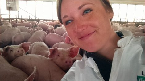Dr. Cara Haden of Pipestone's Facebook