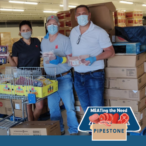800 Thousand Servings of Pork Donated During MEAT the Need Campaign