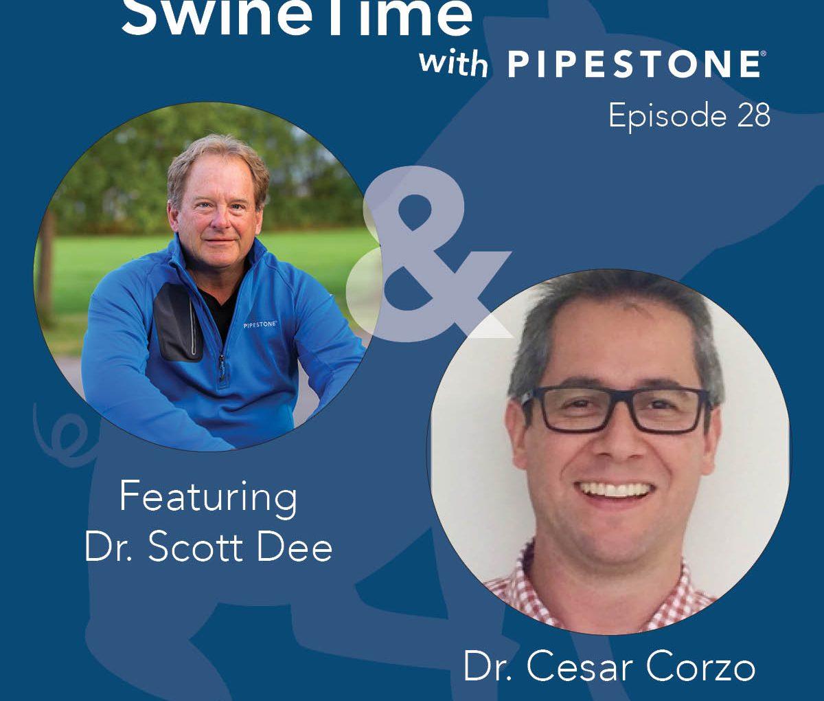 SwineTime Podcast Episode 28: PRRSV 144